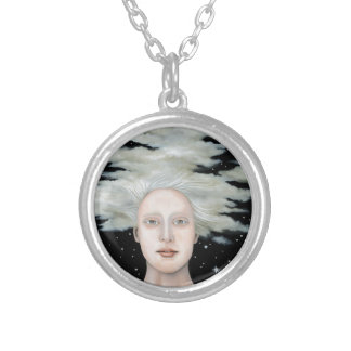 Head In The Clouds Custom Necklace