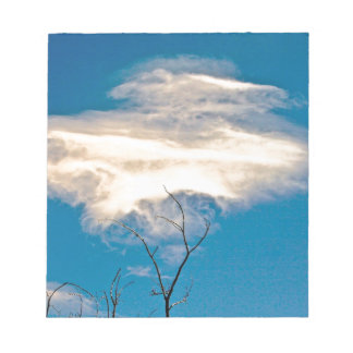 HEAD IN THE CLOUDS NOTEPAD