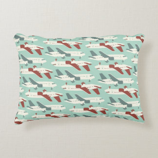 Head in the Clouds (Travel Pillow) Accent Pillow