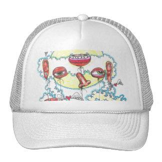 Head In The Clouds Trucker Hat