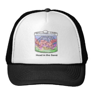 Head in the Sand Trucker Hat