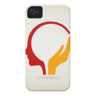 Head iPhone 4 Case