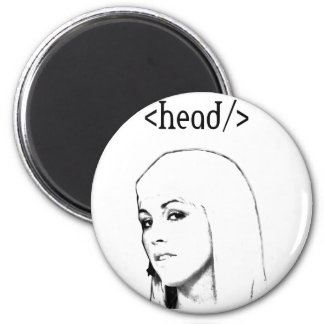 Head keyword 2 inch round magnet