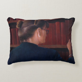 Head Mistress 2005 Decorative Pillow