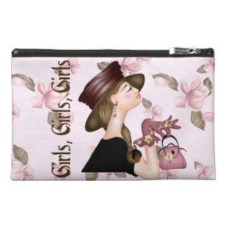 HEAD MODEL Travel Accessory Bag