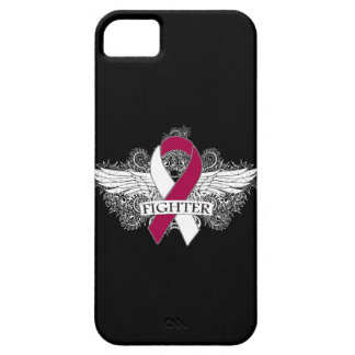 Head Neck Cancer Fighter Wings iPhone 5 Covers