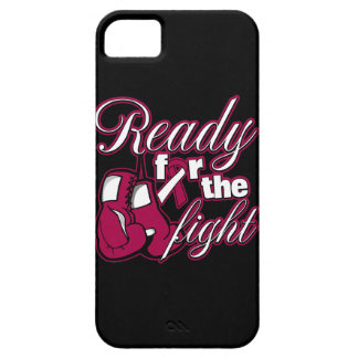 Head Neck Cancer Gloves Ready For The Fight iPhone 5 Cases