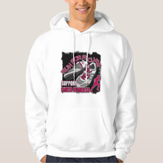 Head Neck Cancer - Men Run For A Cure Hoodies