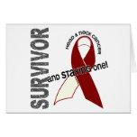 HEAD NECK CANCER Survivor 1 Cards