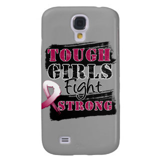 Head Neck Cancer Tough Girls Fight Strong Galaxy S4 Cases