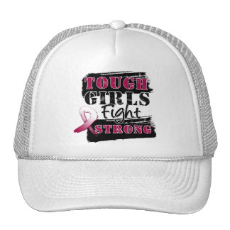 Head Neck Cancer Tough Girls Fight Strong Hats