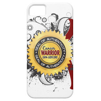 Head Neck Cancer Warrior 23 iPhone SE/5/5s Case