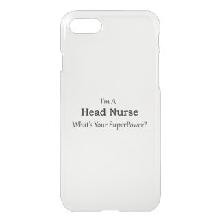 Head Nurse iPhone 7 Case