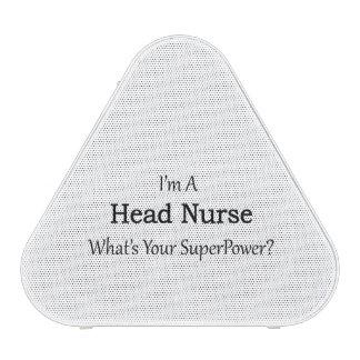 Head Nurse Speaker