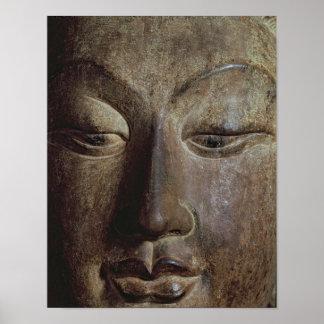 Head of a Bodhisattva Poster