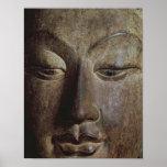 Head of a Bodhisattva Print