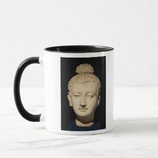 Head of a Buddha, Greco-Buddhist style Mug