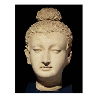 Head of a Buddha, Greco-Buddhist style Post Cards