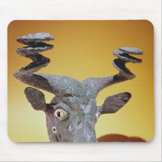 Head of a Bull, from Iraq, c.2000 BC Mouse Pad