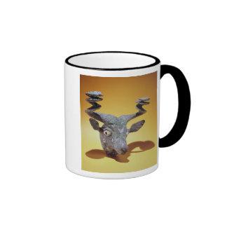 Head of a Bull, from Iraq, c.2000 BC Coffee Mug