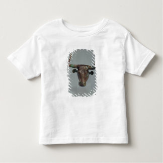 Head of a bull, with Royal Sumerian inscription, m Toddler T-shirt