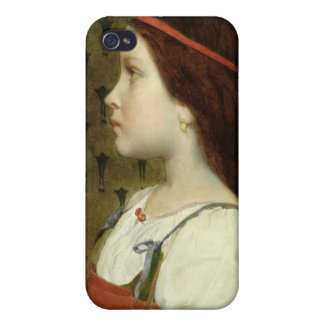 Head of a Child, 1866 iPhone 4/4S Cases