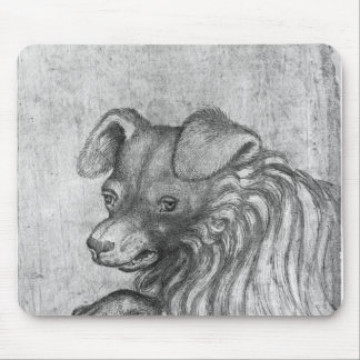 Head of a dog, from the The Vallardi Album Mouse Pad