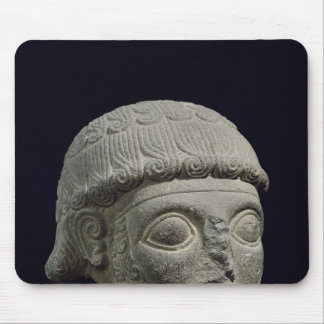 Head of a god, from Barak in Turkey Mouse Pad