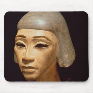 Head of a Harpist, from Tell El-Amarna, c.1370-136 Mouse Pad