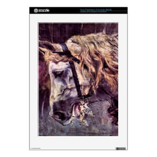 Head of a horse by Giovanni Boldini PS3 Decal