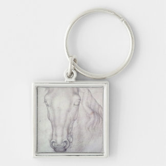 Head of a Horse Key Chains