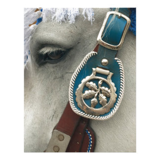 Head of a Horse Letterhead