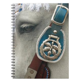 Head of a Horse Notebook