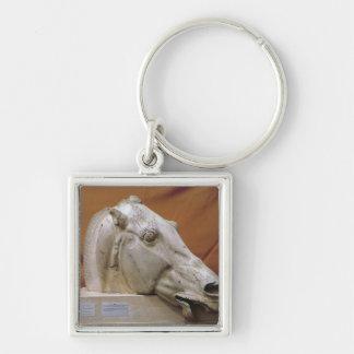 Head of a Horse of Selene Key Chain