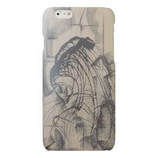 Head of a King Abstract Matte iPhone 6 Case