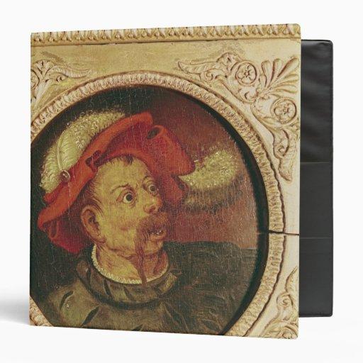 Head of a Lansquenet Binder