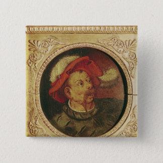 Head of a Lansquenet Button