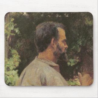 Head of a Man, Monsieur Etienne Devismes, 1882 Mouse Pad