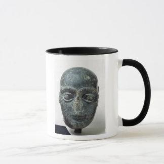 Head of a man mug