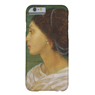 Head of a Mulatto Woman, 1861 (oil on paper laid o Barely There iPhone 6 Case