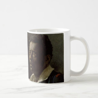 Head of a Negro Coffee Mug