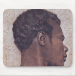 Head of a Negro Mouse Pad