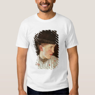 Head of a Peasant Girl, c.1880 T-Shirt