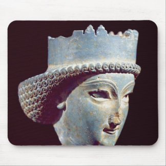 Head of a prince, from Persepolis Mouse Pad