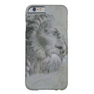 Head of a River-God, c.1751 (black chalk heightene Barely There iPhone 6 Case
