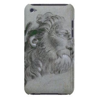 Head of a River-God, c.1751 (black chalk heightene Barely There iPod Cover