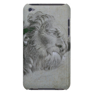 Head of a River-God, c.1751 (black chalk heightene Case-Mate iPod Touch Case
