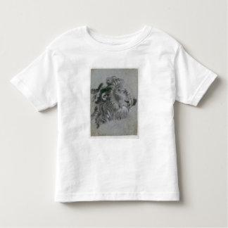 Head of a River-God, c.1751 (black chalk heightene Toddler T-shirt