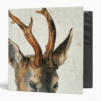 Head of a Roe Deer Binder
