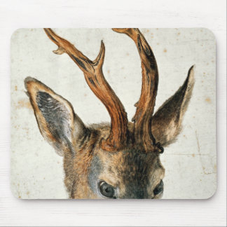 Head of a Roe Deer Mouse Pad